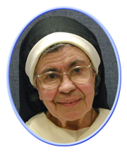 Sister Ana Maria Marrero, OP